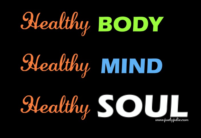 healthy body mind soul